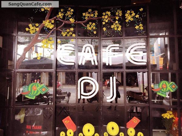 Sang hoặc cho thuê quán cafe DJ tại Hậu Giang
