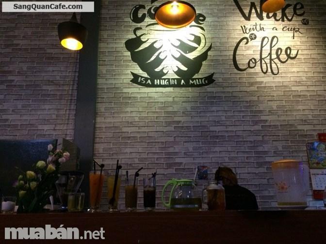 Sang gấp quán cafe góc 2 mặt tiền Quận 6