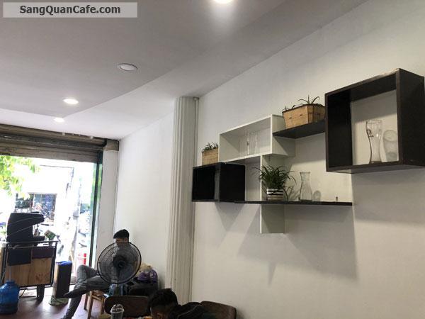 Sang mặt bằng hoặc quán Cafe