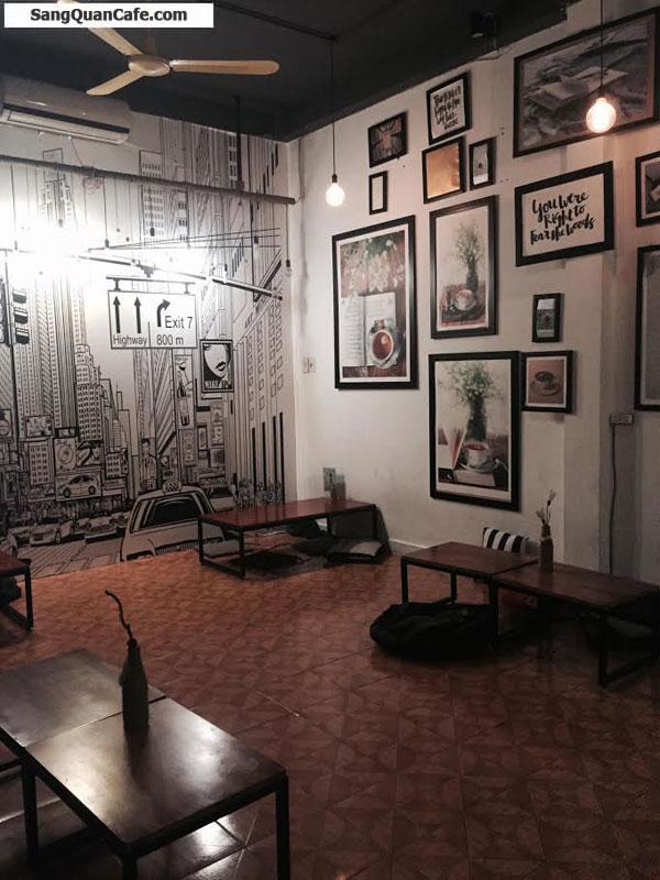 Sang Cafe Kem - Trà Sữa mặt tiền Tân Hương
