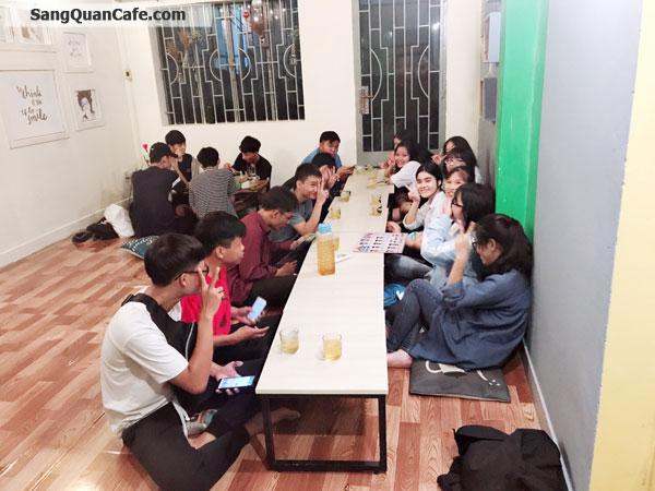 Sang Cafe - Kem - Trà Sữa mặt tiền Tân Hương