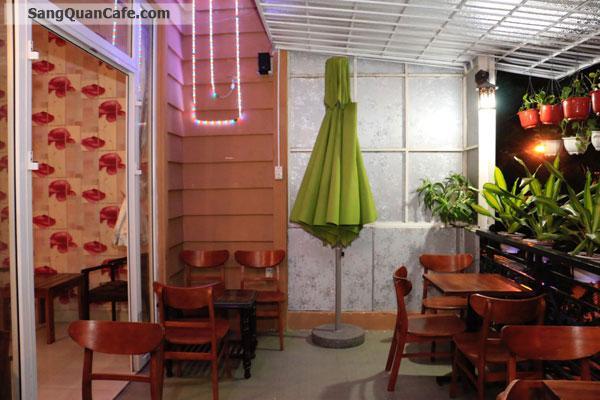 Sang quán cafe, cơm văn phòng cư xá Bắc Hải