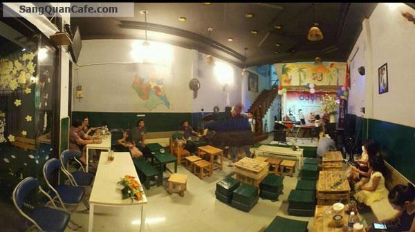 Sang gấp quán cà phê đường 105 Hoàng Diệu 2