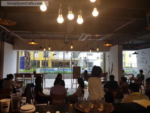 Sang quán cafe ăn uống Võ Văn Kiệt Quận 8