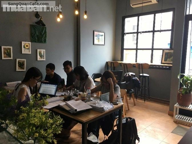 Sang Quán Cafe Trà Sữa quận 1