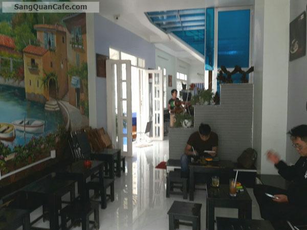 Sang quán cafe Milano 2 mặt tiền