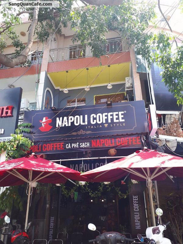 Cần sang lại quán caphe Napoli