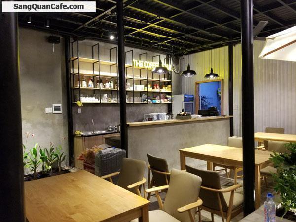 Sang quán hoặc hợp tác làm quán cafe ngay chung cư Screc