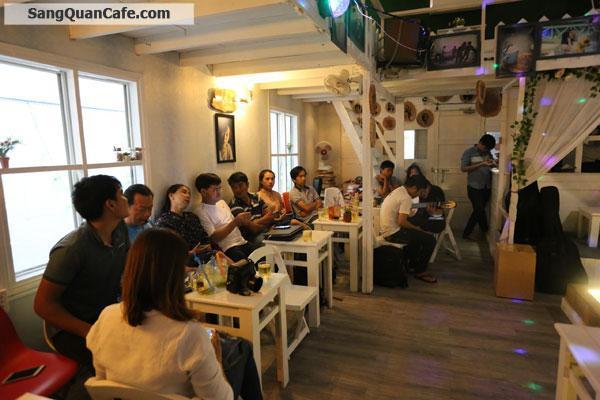 Cần Sang quán cafe Accountic - Studio GIÁ RẺ