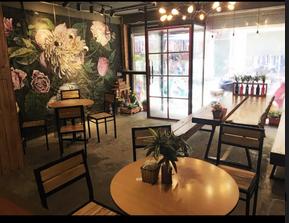 Sang quán Rosa Cafe Quận Đống Đa, Hà Nội