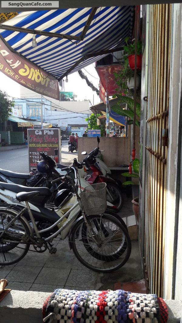 Sang quán cafe Bình Tân