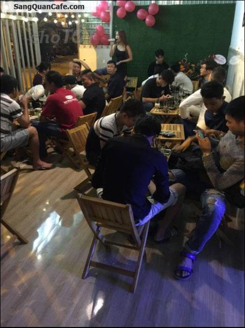 Sang Nhượng Quán Cafe Quận Tân Bình