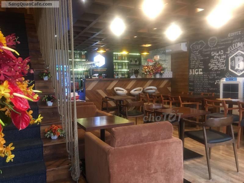 Cần sang nhượng nhà hàng cafe thảo điền Q. 2