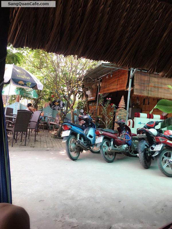 Sang quán cafe Sân Vườn chòi võng
