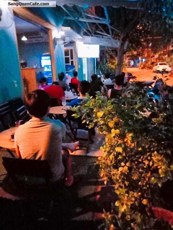 Sang quán cafe Điểm Hẹn góc 2 mặt tiền