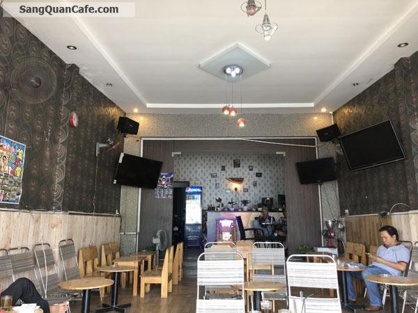 Sang quán cafe ghế gỗ Quận Bình Tân