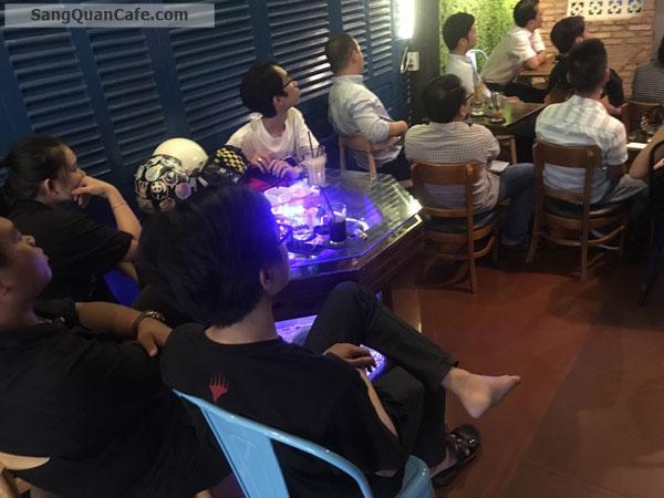 Cần sang lại quán cafe đang hoạt động có lượng khách đông, ổn định