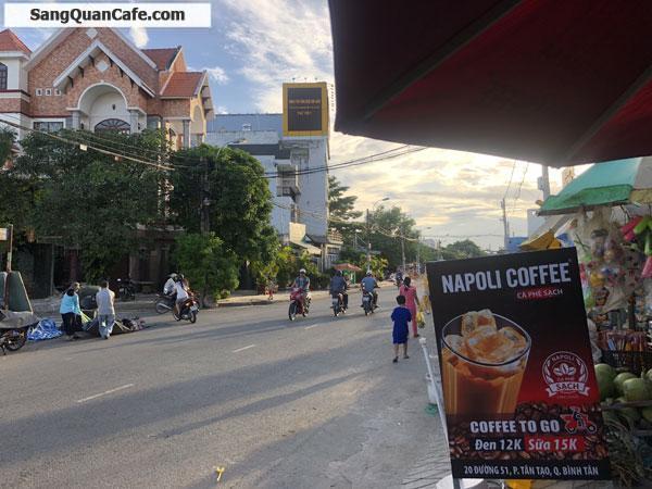 Sang Quán cafe trong Chuỗi Napoli Cofee KCN PonYuen