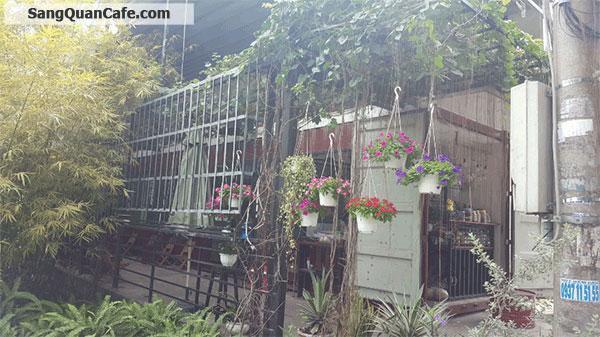 Sang quán Cafe tại vị trí khu A Ký túc xá Đại học Quốc gia Tp.HCM