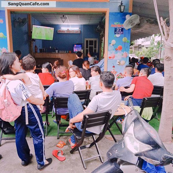 Sang gấp quán cafe Điểm Hẹn góc 2 MT Quận Tân Phú