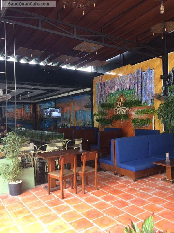 Sang quán cafe Lô góc 2 MT KDC Việt Sing