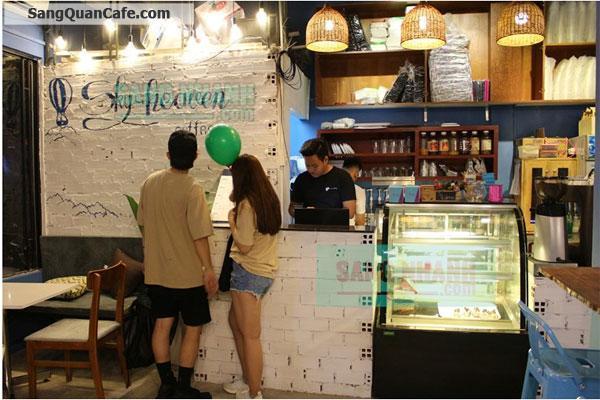 Sang quán cà phê Ý và Trà sữa, trung tâm Q.Gò Vấp