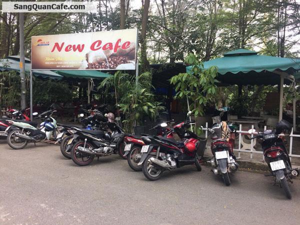 Sang hoặc cho thuê quán cafe ven sông đông khách Q. 9