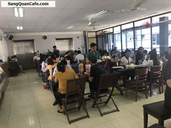 Sang Quán Cafe Cơm Văn Phòng Trong Toà Nhà Gần Sân Bay