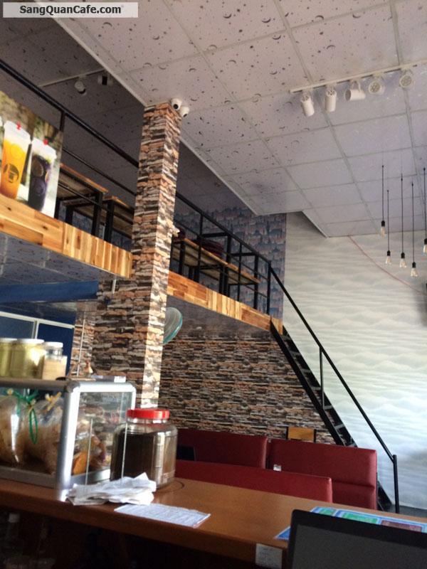 Sang quán cafe trà sữa máy lạnh Đường Hoàng Hoa Thám