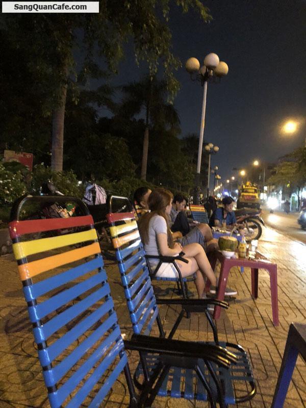Sang quán cafe vị trí đẹp quận Tân Phú