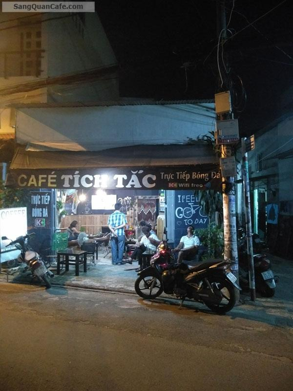 Cần sang lại Quán Cafe vì không có thời gian quản lý