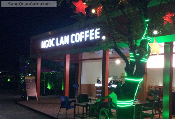 Sang Nhượng Nhà Hàng.Cafe bên sông Đồng Nai