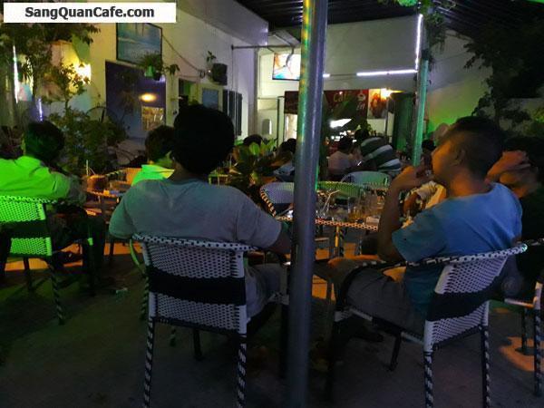 Sang quán cafe Sân Vườn 2 mặt tiền