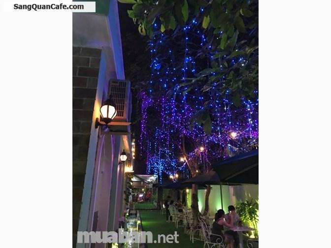 Sang nhượng quán cà phê tại thị xã Bến Cát