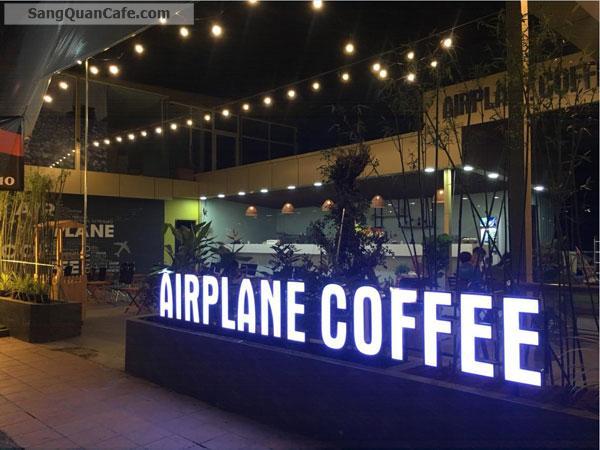 Sang quán Cafe khu sân bay quận Tân Bình