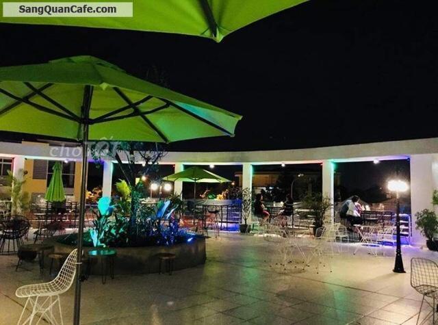 Sang quán cafe sân thượng View siêu đẹp