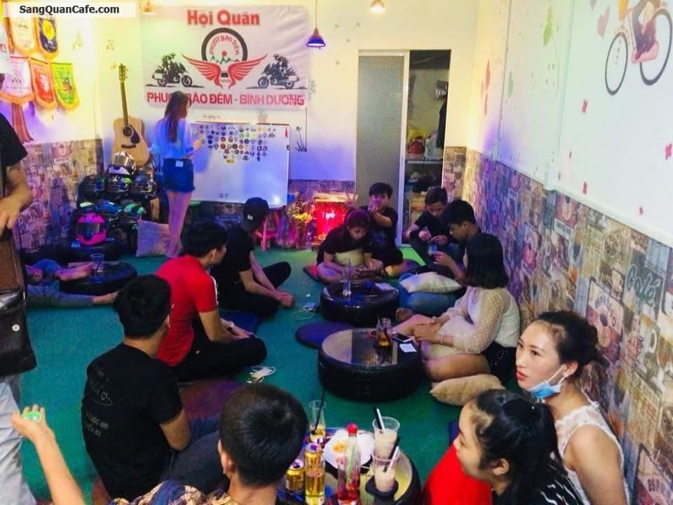 Sang quán cafe, trà sữa máy lạnh KDC Thuận Giao Thuân An Bình Dương