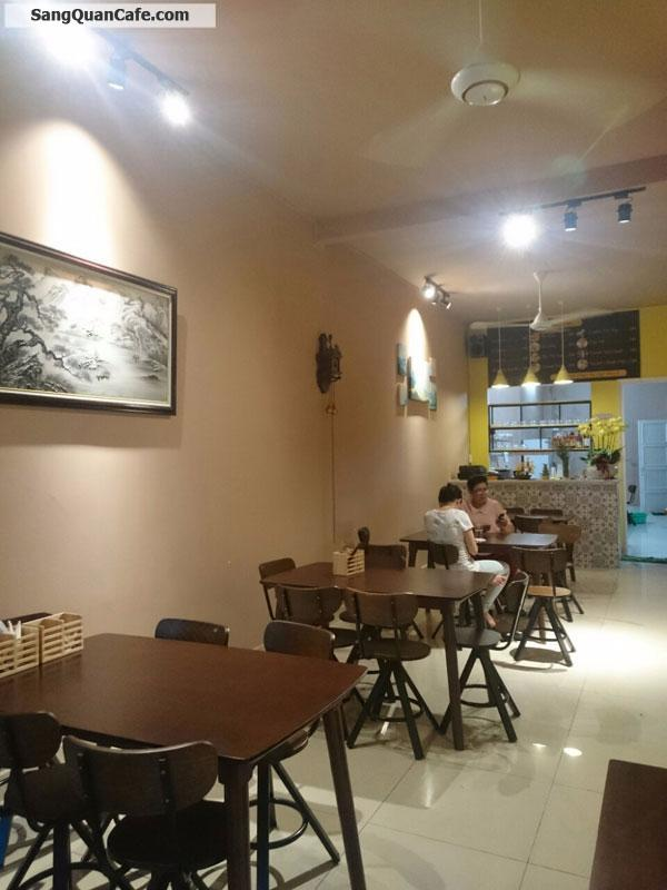 Cần sang gấp lại Quán cafe - cơm văn phòng khu vip