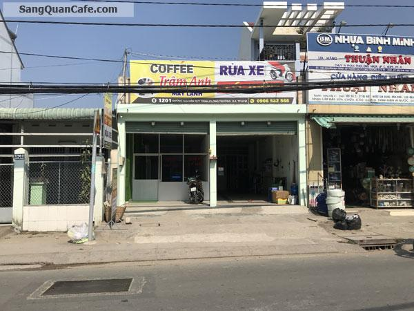 Sang gấp quán cafe máy lạnh + rửa xe