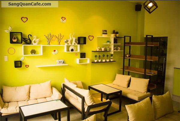 Sang gấp quán cafe trà sữa Bình Dương