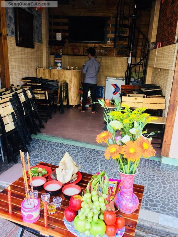 Sang Cafe Vỉa hè + Buổi tối quán nhậu
