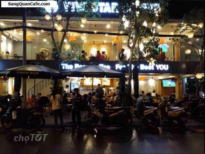 cần sang gấp 4 quán cafe thương hiệu viva star