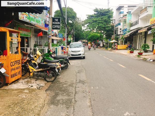 Sang Càe Góc 2 mặt tiền gần Aeon Tân Phú