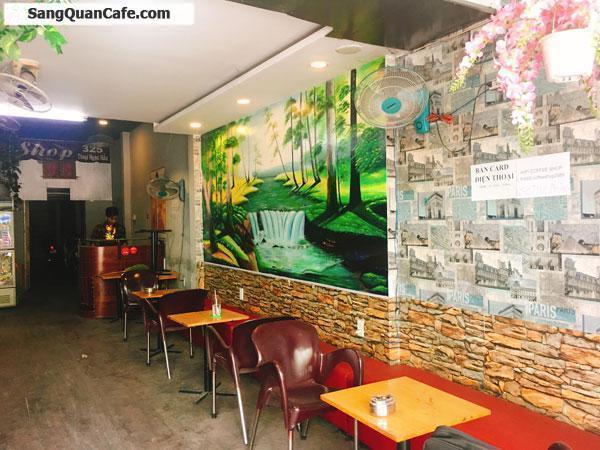 Sang Cafe Có 11 phòng trọ , Ko tốn tiền mặt bằng