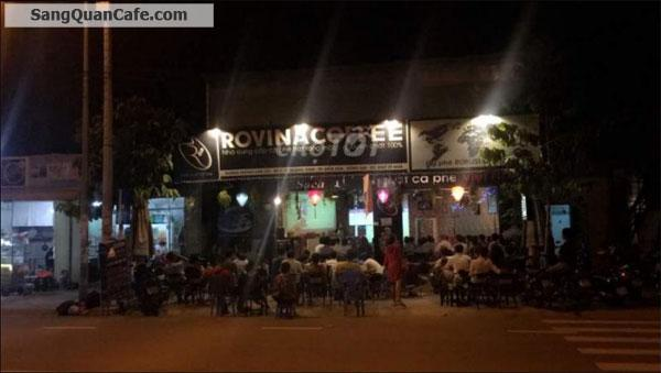 Sang quán caphe thương hiệu Rovina