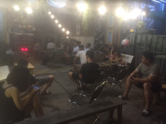 Cần sang gấp quán cafe mặt tiền Xa Lộ Hà Nội