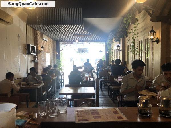 Sang Gấp Quán Cafe Cơm Văn Phòng Đông Khách