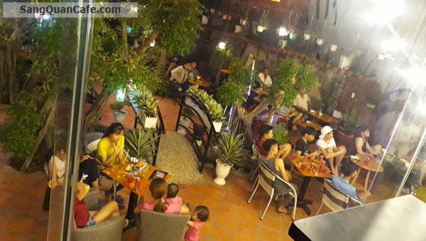 Sang quán cafe sân vườn Cơm VP 400m2