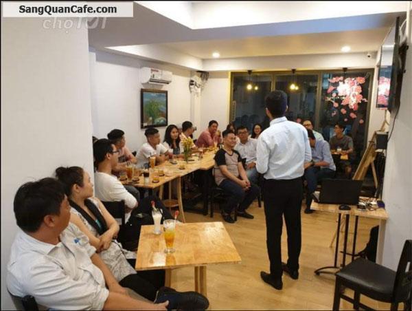 Sang Quán Cafe Đẹp đường Trường Sa Quận 3