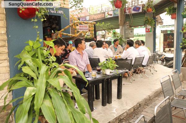 Sang quán cafe sân vườn, sân thượng thoáng mát